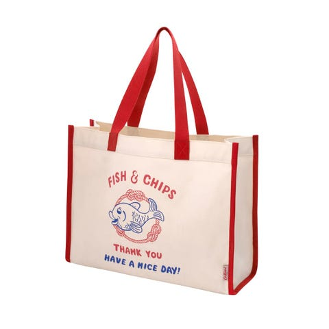Fish And Chips The Milly Tote