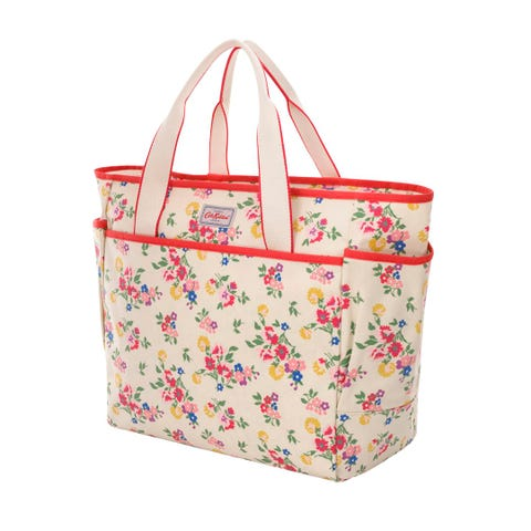 Summer Floral The Road Trip Tote
