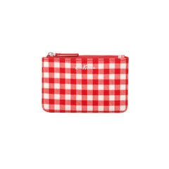 Small Gingham Small Card & Coin Purse