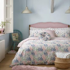 Painted Bluebells Single Quilt Set