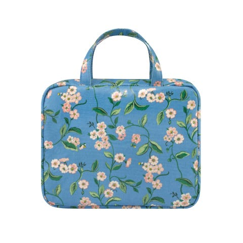 Forget Me Not Two Part Wash Bag