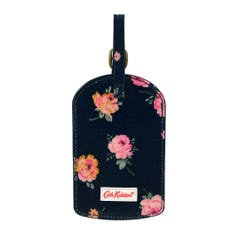 Wimbourne Rose Luggage Tag