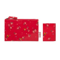 Wimbourne Ditsy Zip Purse and Ticket Holder Set