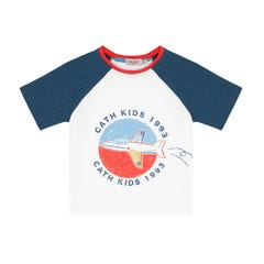 In The Sky Short Sleeve Raglan Tshirt