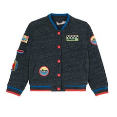 Garage Station Kids Bomber Jacket