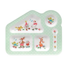 Skate Party Melamine Food Tray