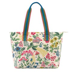 Twilight Garden Large Casual Brampton Tote