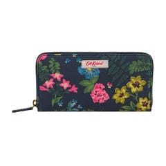 Twilight Garden Continental Zip Wallet