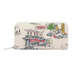 Billie Goes to Town Continental Zip Wallet