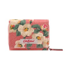 Mayfield Blossom Small Foldover Wallet