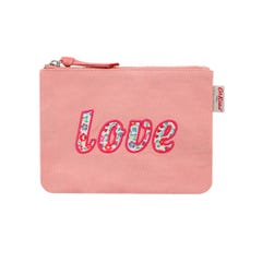 Ashbourne Ditsy Love Pouch