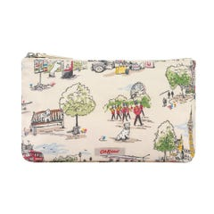 Billie Goes to Town Matt Zip Cosmetic Bag