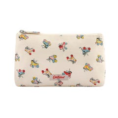 Rollerskates Matt Zip Make Up Bag