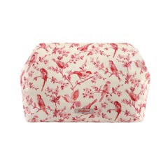 British Birds Small Frame Wash Bag