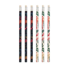 Twilight Garden Boxed Set of 6 Pencils