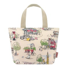 Billie Goes to Town Lunch Tote