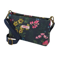 Twilight Garden Small Zipped Crossbody