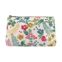 Twilight Garden Matt Zip Cosmetic Bag