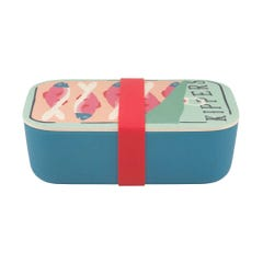 Kipper Bamboo Lunch Box