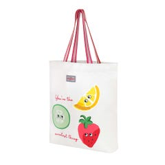 You're the Sweetest Thing Perfect Webbing Shopper Fruit