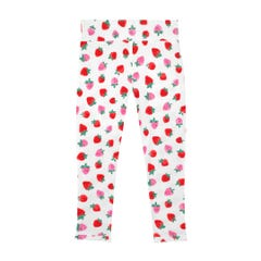 Sweet Strawberry Kids Leggings