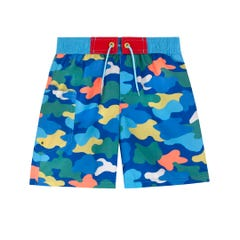 Camouflage Kids Board Shorts