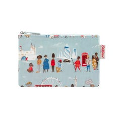 London People Zip Purse