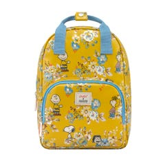 Snoopy Kingswood Rose Kids Medium Backpack with Chest Strap