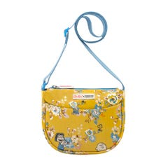 Snoopy Kingswood Rose Kids Half Moon Handbag