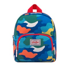 Camouflage Kids Mini Rucksack with Chest Strap