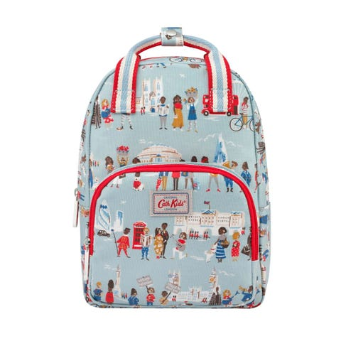 London People Kids Medium Backpack with Chest Strap