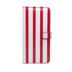 Breton Stripe Travel Wallet