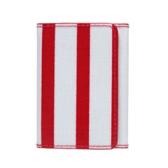 Breton Stripe Ticket Holder