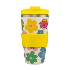 Little Miss Flowers Travel Cup