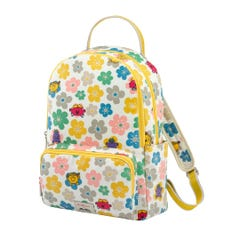 Little Miss Flowers Pocket Backpack