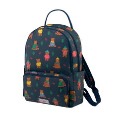 Woodland Bear Pocket Backpack
