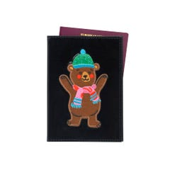 Bears Passport Holder