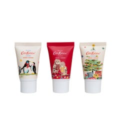 Festive Party Animals Hand Cream Trio