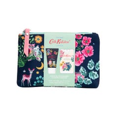 Magical Woodland Cosmetic Pouch with Hand Cream & Hand Sanitiser