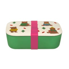 Woodland Bear Lunch Box