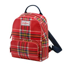 Clarendon Check Small Backpack