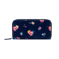 Park Meadow Bunch Continental Zip Wallet