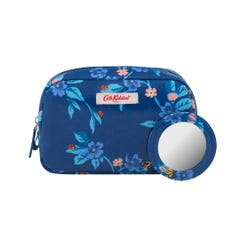 Greenwich Flowers Classic Make Up Case