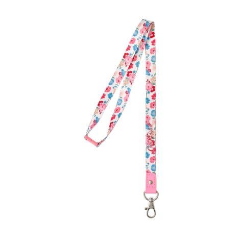 New Meadow Floral Lanyard