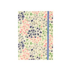 Painted Bluebell Cloth A5 Notebook