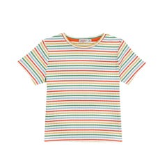 Woodland Stripe SS Everyday T-Shirt