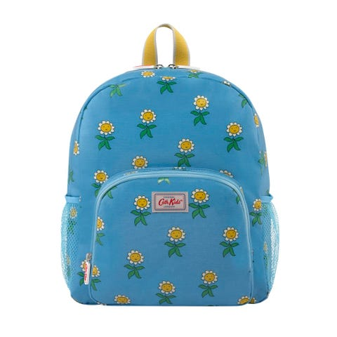 Petal Flowers Kids Classic Large Backpack With Mesh Pocket