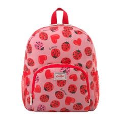 Lovebugs Kids Classic Large Backpack With Mesh Pocket