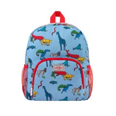 Animals Kids Classic Large Backpack With Mesh Pocket